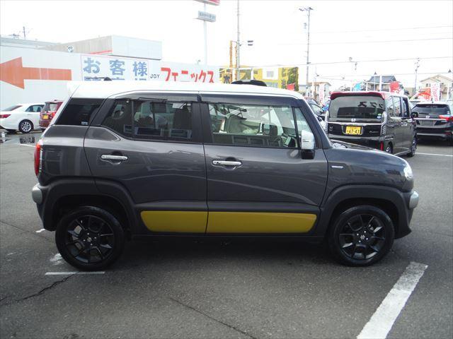 「スズキ」「クロスビー」「SUV・クロカン」「石川県」の中古車4