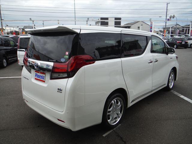 「トヨタ」「アルファード」「ミニバン・ワンボックス」「石川県」の中古車6