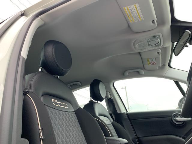 「フィアット」「フィアット 500X」「SUV・クロカン」「福井県」の中古車12