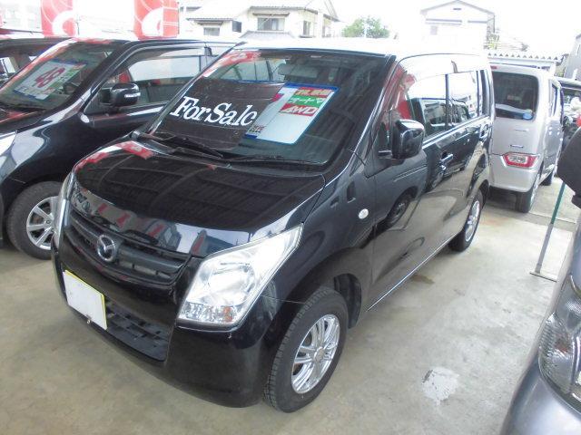 「マツダ」「AZ-ワゴン」「コンパクトカー」「福井県」の中古車5