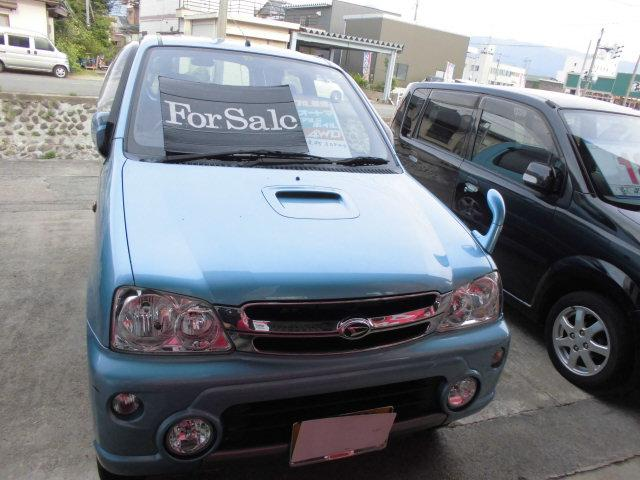 「ダイハツ」「テリオスキッド」「コンパクトカー」「福井県」の中古車3