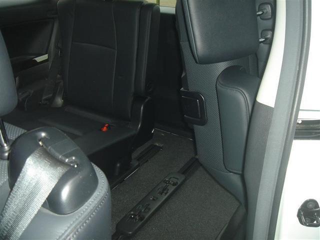 240S Cパッケージ 革シート フルセグ メモリーナビ DVD再生 後席モニター バックカメラ ETC 両側電動スライド HIDヘッドライト 乗車定員7人 3列シート ワンオーナー フルエアロ(7枚目)