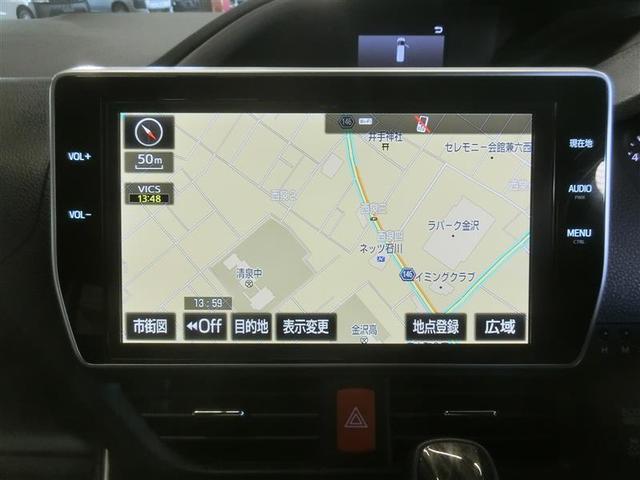 ZS 煌 フルセグ メモリーナビ DVD再生 後席モニター バックカメラ 衝突被害軽減システム ETC ドラレコ 両側電動スライド LEDヘッドランプ ウオークスルー 乗車定員7人 3列シート ワンオーナー(11枚目)