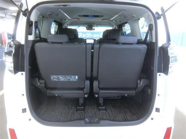 3.5Z G 4WD フルセグ メモリーナビ DVD再生 バックカメラ 衝突被害軽減システム ETC 両側電動スライド LEDヘッドランプ 乗車定員7人 3列シート ワンオーナー フルエアロ 記録簿(10枚目)