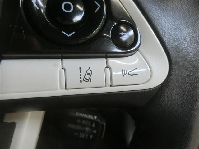 先進安全機能で毎日の安心ドライブをサポートするトヨタセーフティーセンスを装備しています。