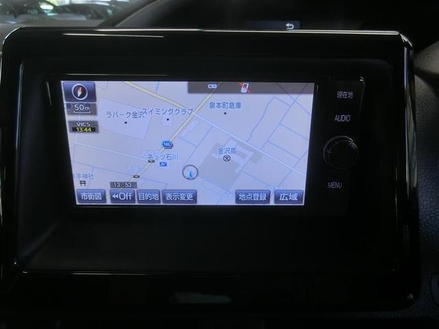 ZS 煌II フルセグ メモリーナビ DVD再生 衝突被害軽減システム ETC 両側電動スライド LEDヘッドランプ ウオークスルー 乗車定員8人 3列シート フルエアロ 記録簿 アイドリングストップ(11枚目)