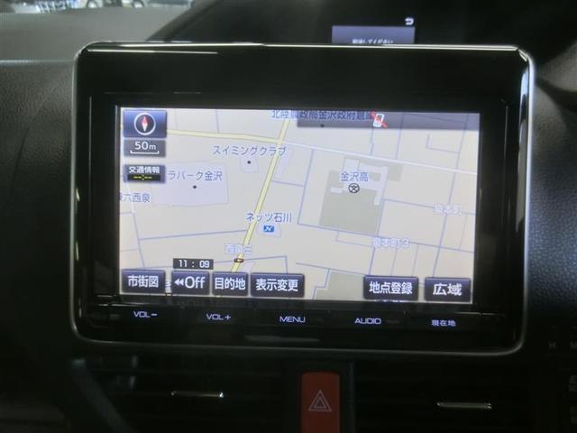 ハイブリッドZS フルセグ メモリーナビ DVD再生 後席モニター バックカメラ 衝突被害軽減システム ETC 電動スライドドア LEDヘッドランプ ウオークスルー 乗車定員7人 3列シート ワンオーナー フルエアロ(11枚目)