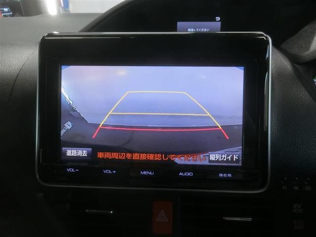 ハイブリッドZS フルセグ メモリーナビ DVD再生 後席モニター バックカメラ 衝突被害軽減システム ETC 電動スライドドア LEDヘッドランプ ウオークスルー 乗車定員7人 3列シート ワンオーナー フルエアロ(12枚目)