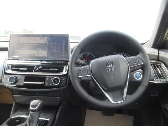 G Four 革シート 4WD フルセグ メモリーナビ DVD再生 ミュージックプレイヤー接続可 バックカメラ 衝突被害軽減システム ETC LEDヘッドランプ(9枚目)