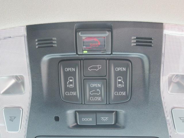 2.5S Cパッケージ サンルーフ ミュージックプレイヤー接続可 バックカメラ 衝突被害軽減システム 両側電動スライド LEDヘッドランプ 乗車定員7人(16枚目)