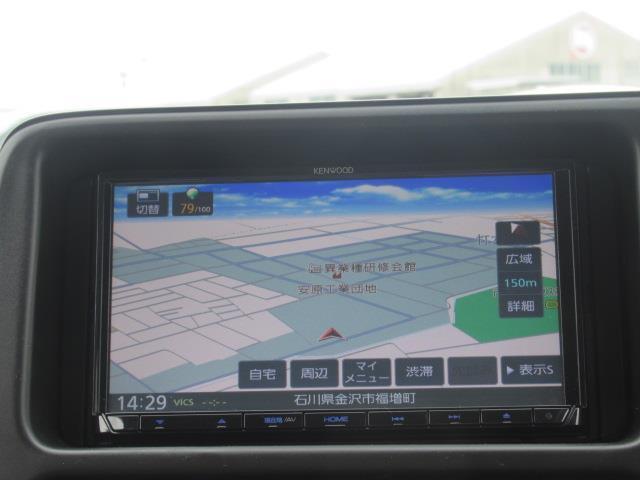 DX 4WD ワンセグ メモリーナビ ミュージックプレイヤー接続可 バックカメラ ETC 記録簿(12枚目)
