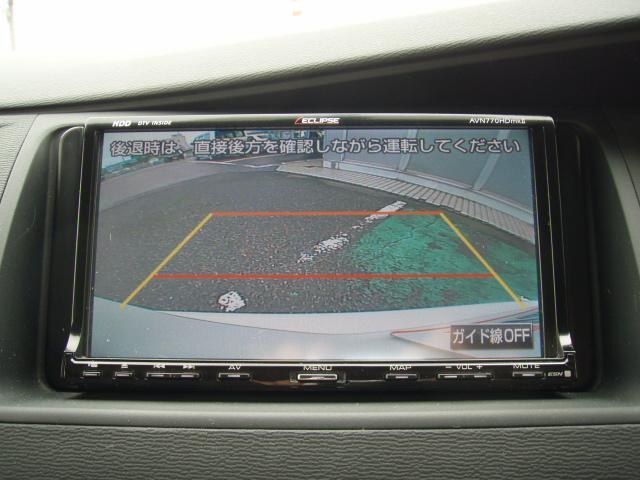 トヨタ アイシス プラタナ Vセレクションホワイトインテリアパッケージ