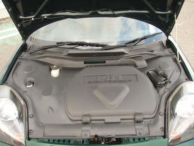 トヨタ MR-S Vエディション