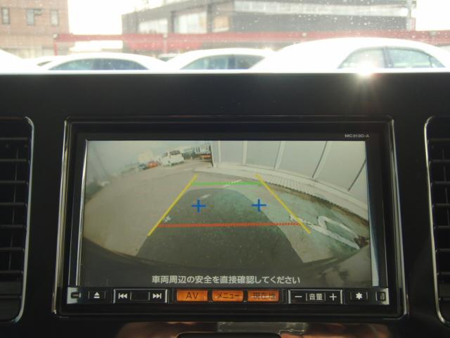 X スマートキー バックカメラ SDナビ フルセグTV(10枚目)