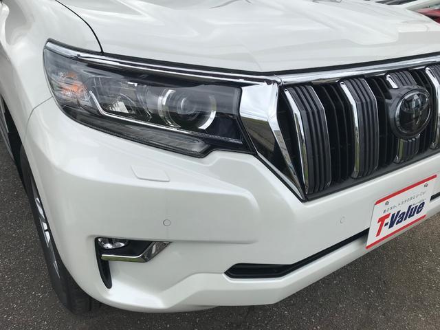 「トヨタ」「ランドクルーザープラド」「SUV・クロカン」「石川県」の中古車17