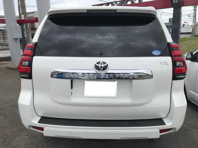 「トヨタ」「ランドクルーザープラド」「SUV・クロカン」「石川県」の中古車42