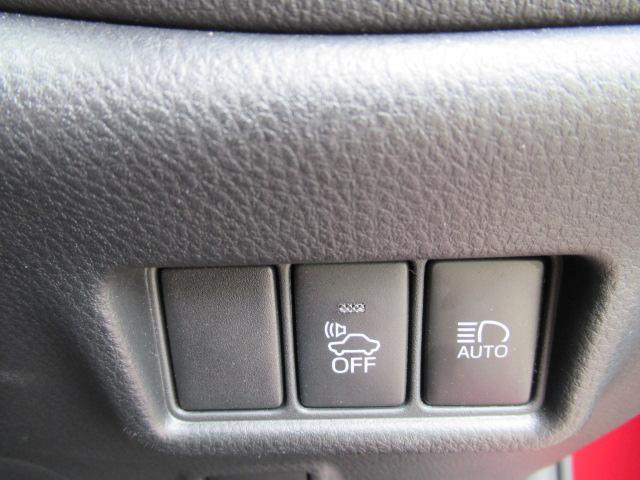 車両接近通報装置OFF、オートマチックハイビームのスイッチです♪