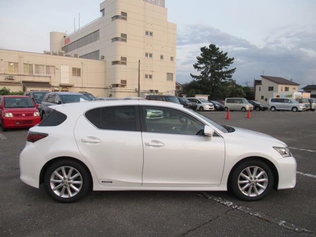 「レクサス」「CT」「コンパクトカー」「石川県」の中古車4