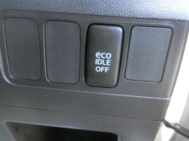 アイドリングストップが装備されています。環境とお財布に優しい仕様です。