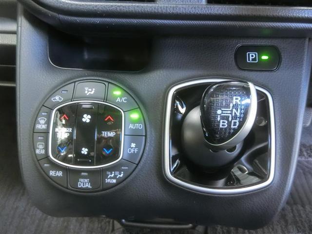 ハイブリッドZS フルセグ メモリーナビ DVD再生 バックカメラ 衝突被害軽減システム ETC 電動スライドドア LEDヘッドランプ ウオークスルー 乗車定員7人 3列シート ワンオーナー フルエアロ 記録簿(13枚目)
