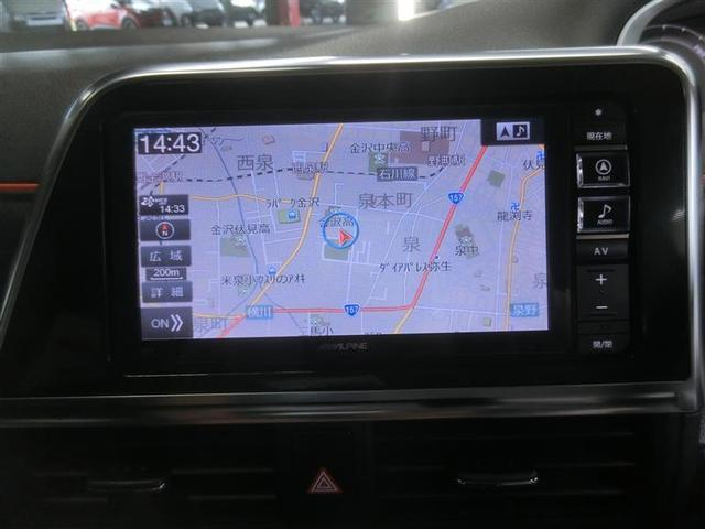 ハイブリッドG フルセグ メモリーナビ DVD再生 バックカメラ 衝突被害軽減システム ETC 両側電動スライド LEDヘッドランプ ウオークスルー 乗車定員7人 3列シート 記録簿 アイドリングストップ(11枚目)