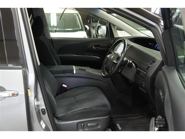 アエラス 4WD フルセグ HDDナビ DVD再生 後席モニター バックカメラ ETC 両側電動スライド HIDヘッドライト 乗車定員7人 3列シート ワンオーナー フルエアロ(15枚目)