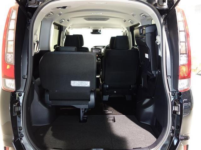 ハイブリッドX フルセグ メモリーナビ DVD再生 バックカメラ 衝突被害軽減システム ETC ドラレコ 電動スライドドア LEDヘッドランプ 乗車定員7人 3列シート ワンオーナー(18枚目)