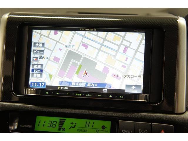 1.8S ワンセグ メモリーナビ DVD再生 ETC HIDヘッドライト 乗車定員7人 3列シート(8枚目)