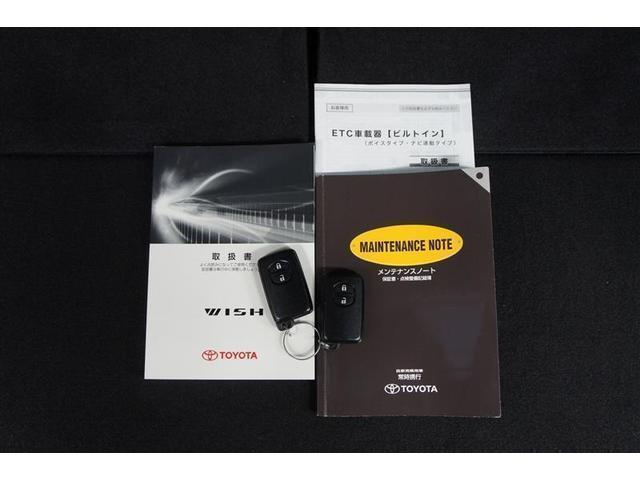 1.8S ワンセグ メモリーナビ DVD再生 ETC HIDヘッドライト 乗車定員7人 3列シート(19枚目)