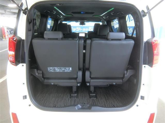 240S タイプゴールド ミュージックプレイヤー接続可 バックカメラ 衝突被害軽減システム 両側電動スライド LEDヘッドランプ 乗車定員7人 3列シート ワンオーナー フルエアロ 記録簿(10枚目)