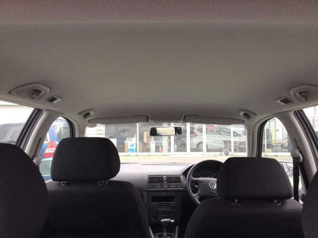 フォルクスワーゲン VW ゴルフ L 盗難防止システム MDオーディオ 15インチアルミ