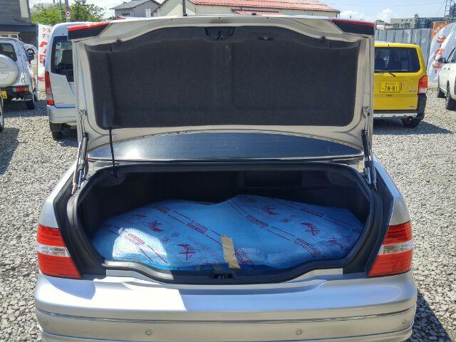 トヨタ セルシオ C仕様 Fパッケージ フル装備19インチアルミホイール