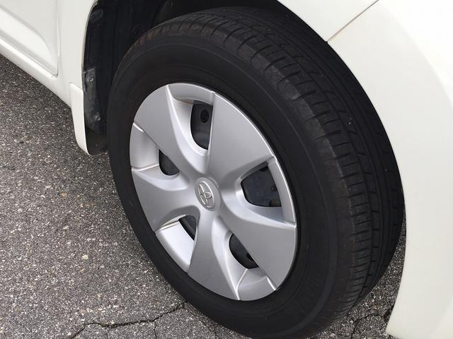 トヨタ パッソ G キーレス ABS Wエアバッグ 禁煙車