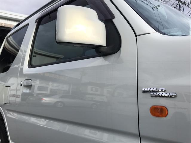 ワイルドウインド 4WD AT車 ETC付き(6枚目)