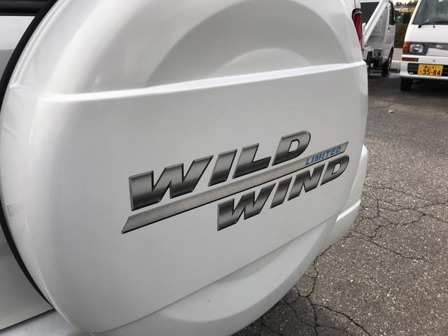 ワイルドウインド 4WD AT車 ETC付き(15枚目)