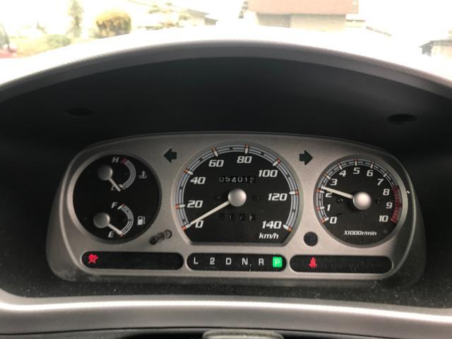 キスマークL 4WD AT エアロ オーディオプレーヤー付き(9枚目)