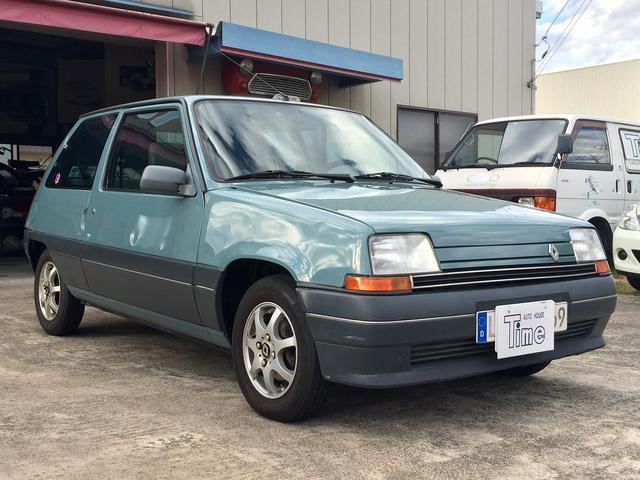 ルノー ルノー 5 GTS