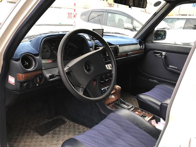 300TDターボ 最終モデル W123(8枚目)