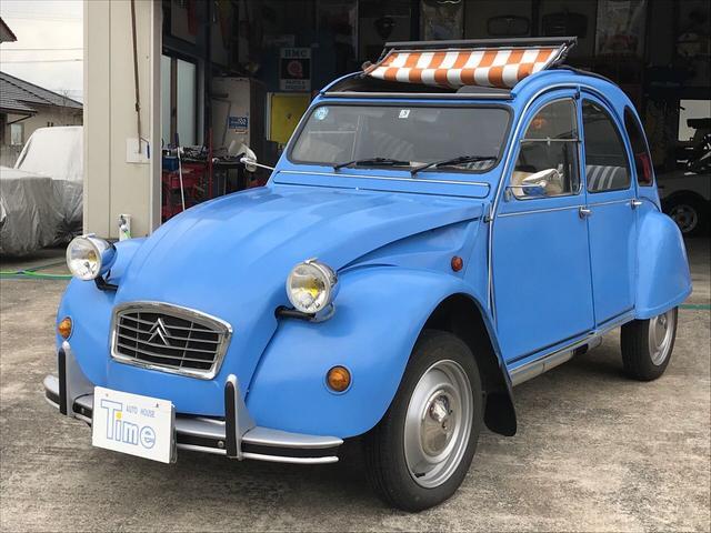 「シトロエン」「シトロエン 2CV6」「セダン」「富山県」の中古車3