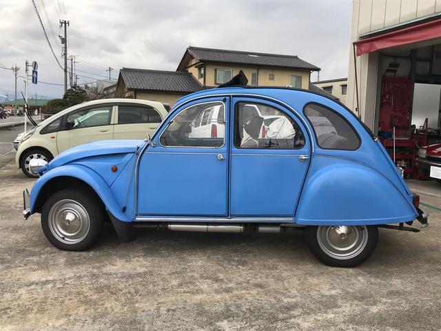 「シトロエン」「シトロエン 2CV6」「セダン」「富山県」の中古車9