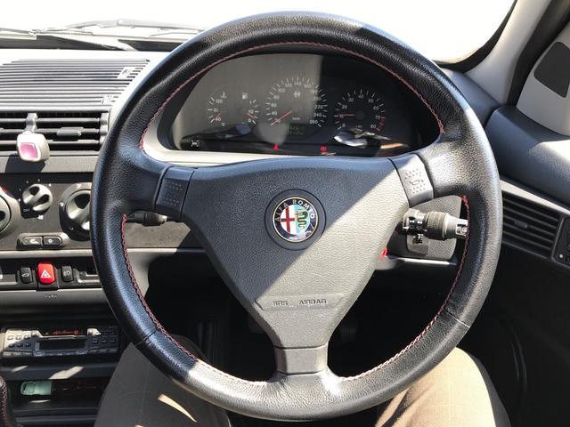 「アルファロメオ」「アルファ145」「コンパクトカー」「富山県」の中古車8
