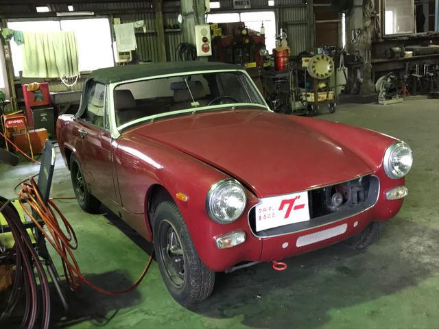 「MG」「ミゼット」「オープンカー」「富山県」の中古車3