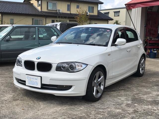 「BMW」「1シリーズ」「コンパクトカー」「富山県」の中古車4