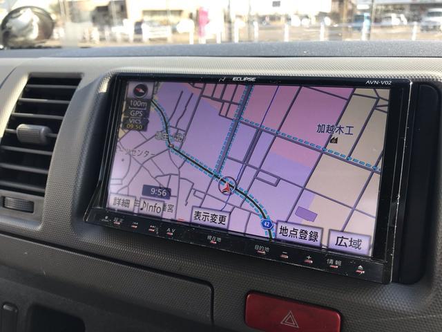 ロングDX 4WD フルセグナビ バックカメラ ETC付き(5枚目)