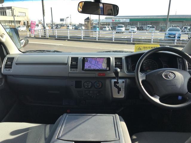 ロングDX 4WD フルセグナビ バックカメラ ETC付き(8枚目)