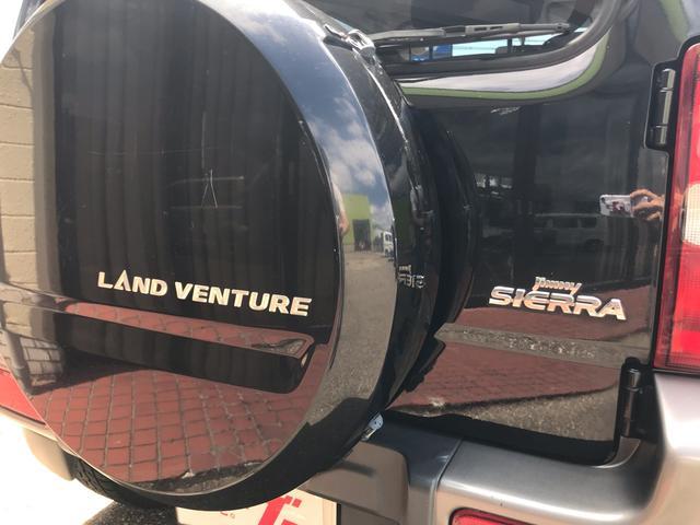 ランドベンチャー AT車 4WD キーレス シートヒーター付(10枚目)
