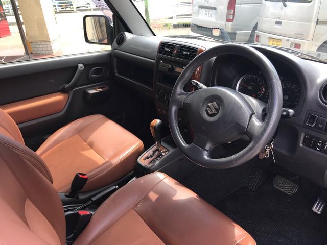 ランドベンチャー AT車 4WD キーレス シートヒーター付(11枚目)