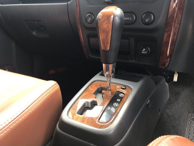 ランドベンチャー AT車 4WD キーレス シートヒーター付(18枚目)