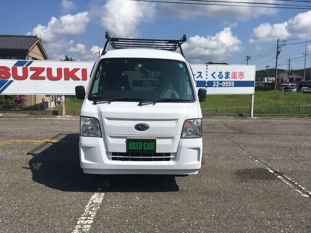 「スバル」「サンバーバン」「軽自動車」「石川県」の中古車2