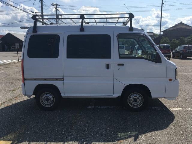 「スバル」「サンバーバン」「軽自動車」「石川県」の中古車4